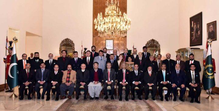 President of Pakistan Pledged SMEs