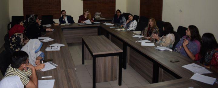 Consultative Session